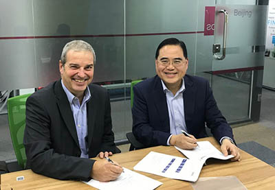Omnico and JOS enter strategic partnership for Asian market