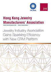 Jewelry Industry Association Gains Sparkling Efficiency with New CRM Platform