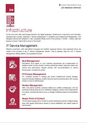 JOS Managed Services - Infrastructure