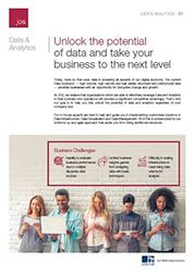 Data & Analytics: Unlock the potential of data and take your business to the next level (Southeast Asia)