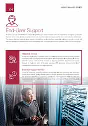 HKBN JOS Managed Services - End-User Support