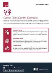 HKBN JOS Managed Services - Green Data Centre Services