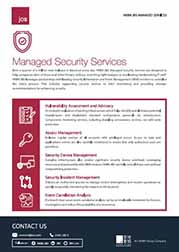 HKBN JOS Managed Services - Managed Security Services
